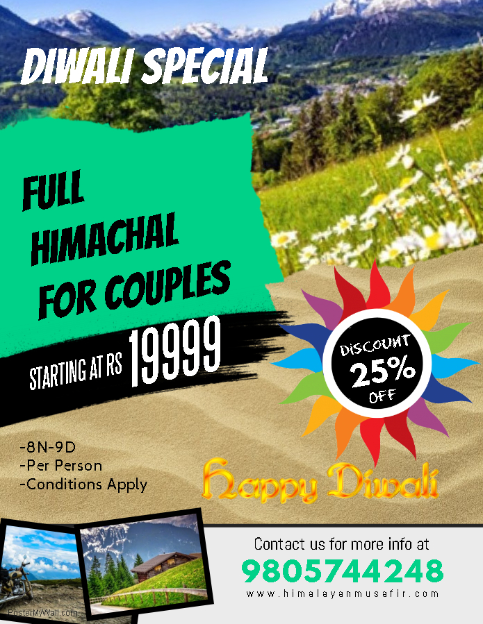 Full Himachal 8n 9d HM