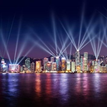 Victoria Harbour & Symphony of Lights