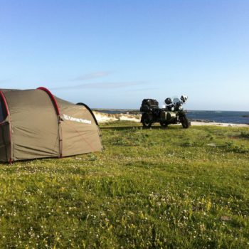 The Key to Successful Motorcycle Camping1
